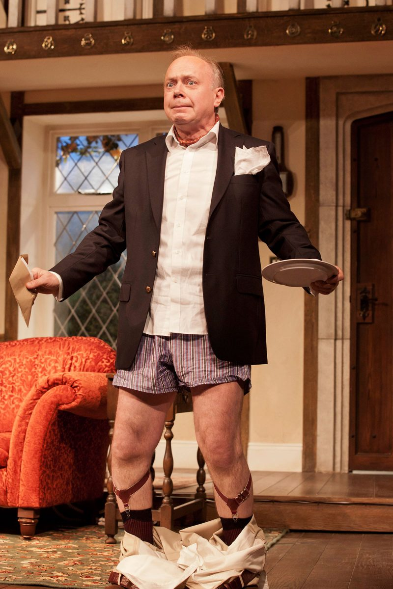 Noises Off West End