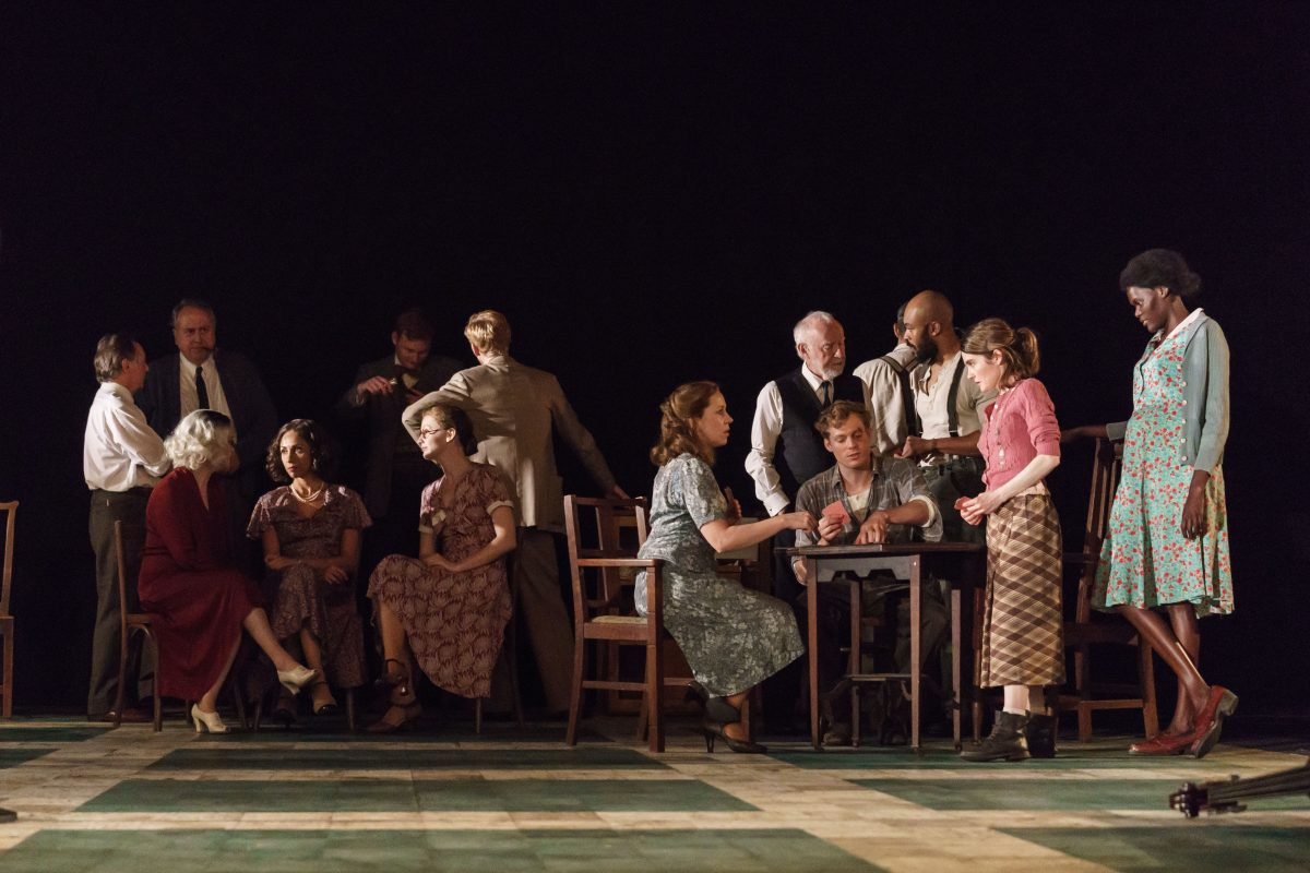 Girl from the North Country Cast | The Old Vic