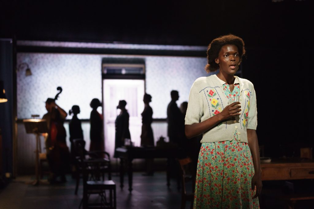 Sheila Atim Performs Tight Connection To My Heart From Girl From