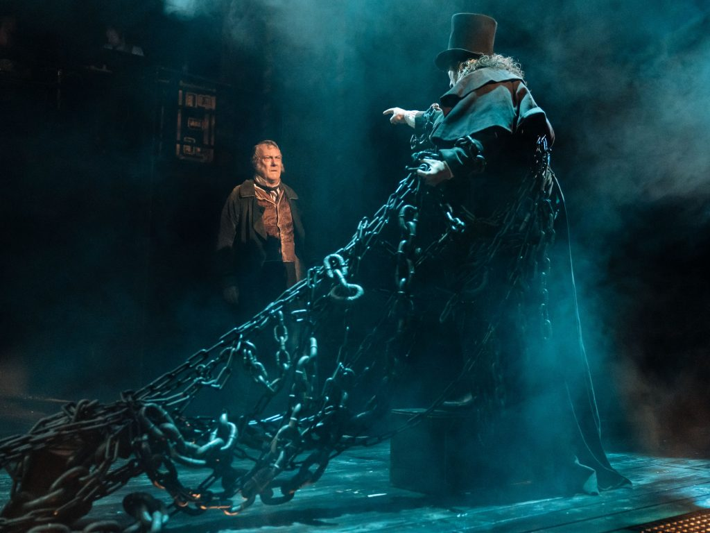 A Christmas Carol - a review | The Old Vic