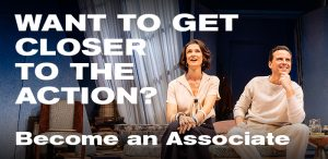 Want to get closer to the action? Become an Associate