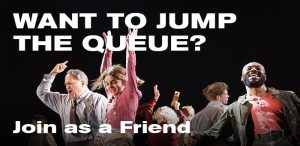 Want to jump the queue? Join as a Friend